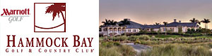 Hammock Bay Golf and Country Club - Marriott Beach Resort Florida Golf