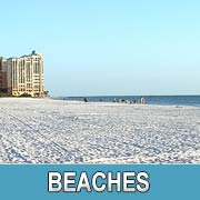 Gulf Coast Beaches Paradise Coast SW FL Beaches
