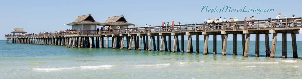Naples FL living Naples Pier
