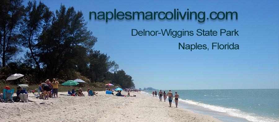 Delnor Wiggins State Park Naples SW Florida