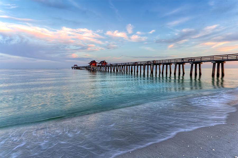 Naples Pier Beach Naples FL